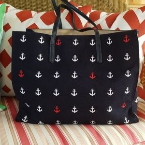 Talbots Anchor Purse/Tote